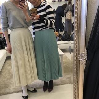 """上質で上品なプリーツスカートは""""Tsuru by Mariko Oikawa""""で得られる☆_1_2"""