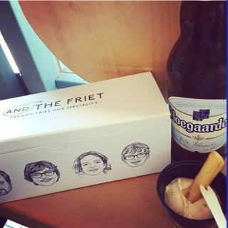 夏の終わりにビールとフリット!_1_5-1