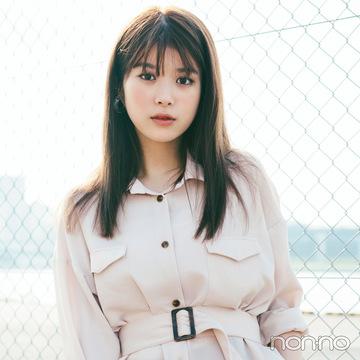 2019秋トレンド★ 今すぐ着られるブラウンベージュの秋シャツが新鮮!