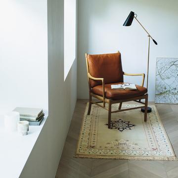 【美しい絨毯】極上のマイスペースへと彩る「ひと目惚れした絨毯」