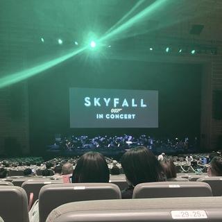 「007 スカイフォール」シネオケ鑑賞してきました。
