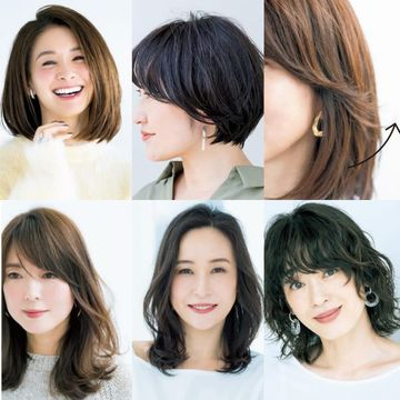 人気モデル稲沢朋子「イナトモボブ」徹底解説!【50代髪型人気ランキングTOP10】