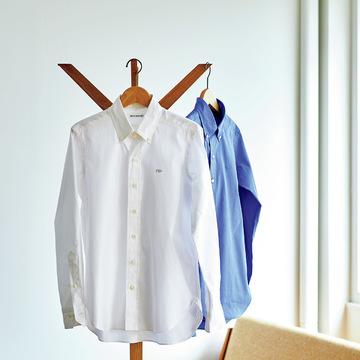 MADE IN JAPANの隠れた名品「SCYE BASICSのボタンダウンシャツ」