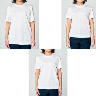 白Tシャツを着ると太って見える気がします【アラフォーのための白Tシャツ】