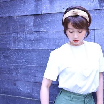 アラフィーの「白Tシャツが似合わない」問題を解消♪1万円の価値ある大人の夏Tシャツ。