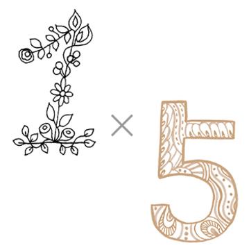 1×5 (自由を満喫する年)