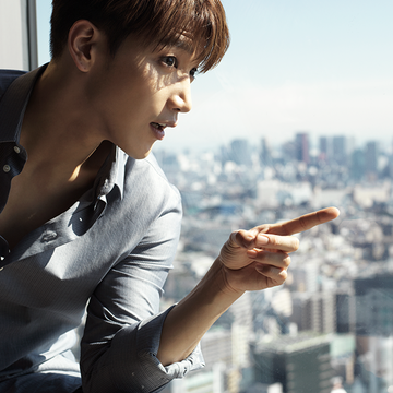 Jun. K(From 2PM)インタビュー掲載の エクラ5月号は明日発売!