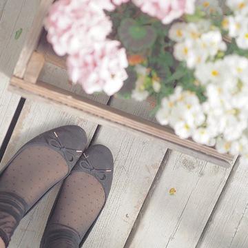 ☃︎靴下屋さん直伝♡春のワンランクうえ靴下コーデ☃︎