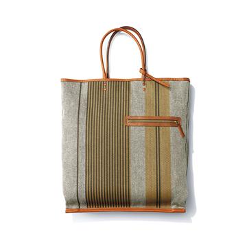 【しゃれ見えマーケットバッグ】こでかけに使える「スクエアトート」は実用性とかわいさで選ぶ