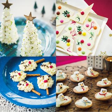 簡単♡ 市販のお菓子アレンジでインスタ映えクリスマススイーツ完成!