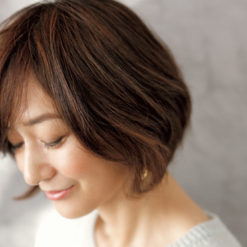<憧れモデルズのヘア&レングス別>50代の悩める髪を更新! しゃれ見せヘアカタログ12
