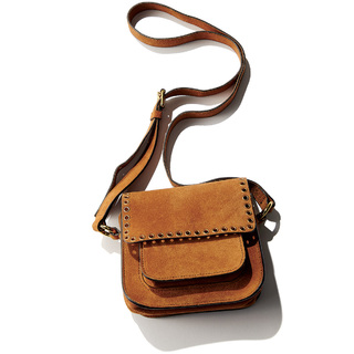 ☆茶色バッグ、これもオススメ!