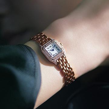 さらなる魅力を秘めた名品「パンテール ドゥ カルティエ」【「好き」と「ときめき」で選ぶ運命の時計】