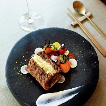 2.素材の組み合わせの妙を伝統調味料で楽しむ『ドゥレユ』