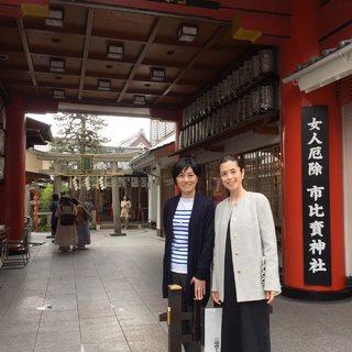 美女組同期と春の京都へ~前編♪