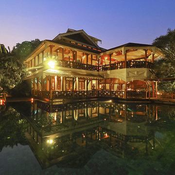 <ミャンマーの旅>古きよき時代へ誘う、英国ビクトリア スタイルのホテル(ヤンゴン-③)