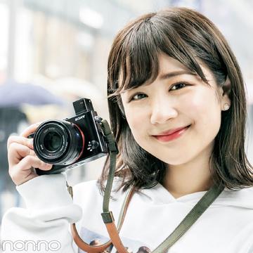 ノンノ専属読モって写真が上手♡ どんなカメラ使ってるの?【カワイイ選抜】