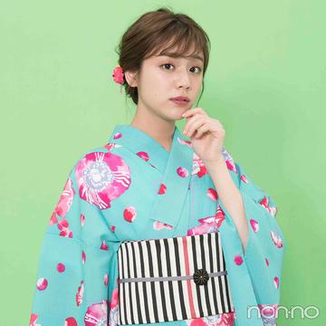 ゆかたと帯のおしゃれコーデまとめ★ 色別&なりたいイメージで選ぶ!