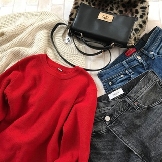 寒い朝は3分コーデ!時短でもきれいが増す「毎日同じ」にならない服