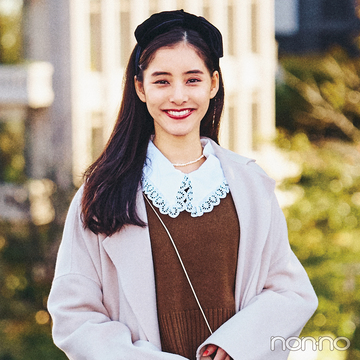 新木優子の冬私服♡ 今すぐマネしたい! ZARAなどお気に入りブランドで最新コーデを披露