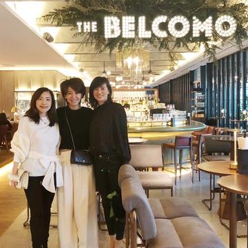 青山THE BELCOMOランチ&レッスンday