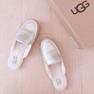 私のセール戦利品はUGGの春靴♪
