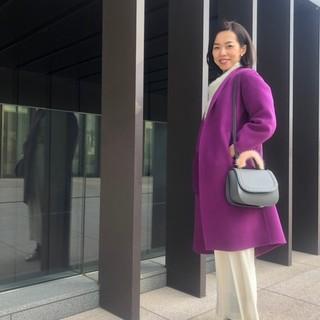 Marisol編集部主催・美女組ランチ会♡私らしいキレイ色コーディネート