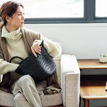 スタイリスト森慶子さんが提案! 女性が素敵に見えるシックな秋服