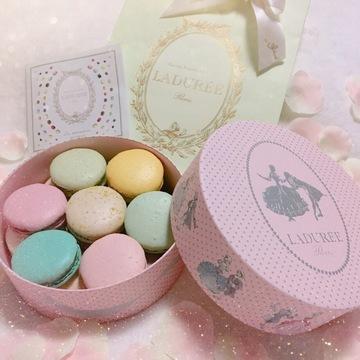 """【 第8回❤︎ 】フォトジェニックな洋菓子!私の大好きな""""マカロン""""紹介*"""