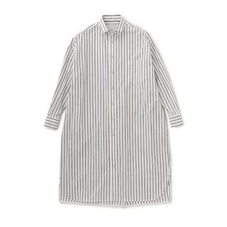 パリッとしたシャツを着たい時におすすめ、TICCAのシャツドレス