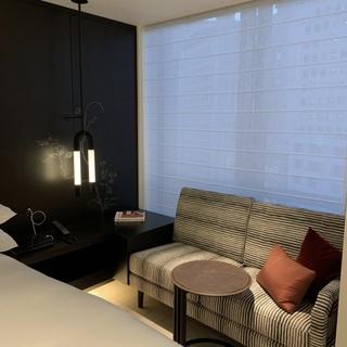先月オープンしたキンプトン新宿に行ってきました。ブティックホテルのパイオニアといわれるサンフランシスコ発のホテルが日本初上陸。_1_4-1