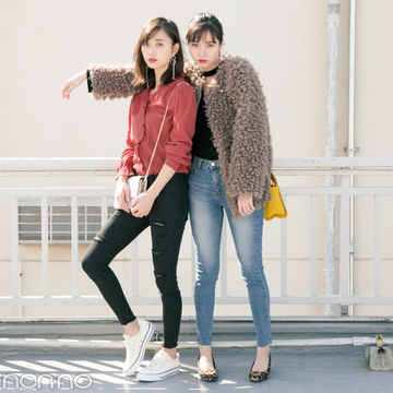 日本でも大人気の韓国スキニーデニム♡ chuuの-5㎏ jeansはコレ!
