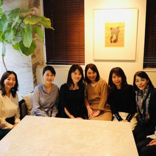 美女組同期のランチ会 in表参道