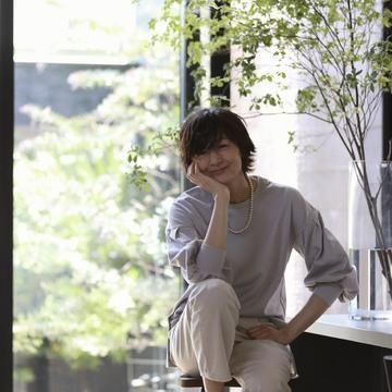 [富岡佳子private life]エクラプレミアム✖️Lachement✖️富岡佳子