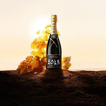 究極のシャンパンを堪能!モエ・エ・シャンドンのヴィンテージ シャンパン