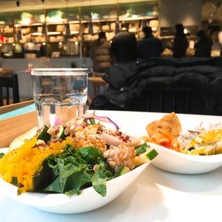 【銀座OLのおすすめランチ】お財布もカラダも喜ぶ定額制サラダランチ!