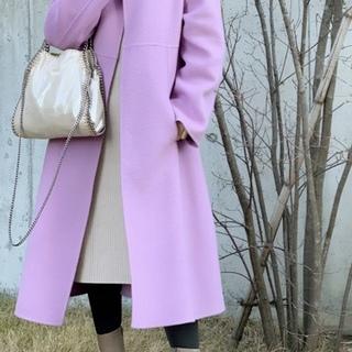 春先も着たい、女っぷりが上がるカラーコート