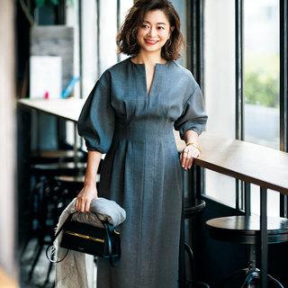 エディター三尋木奈保さん「今の気分のベーシック、最新ルール7」【My Life,My Fashion!】