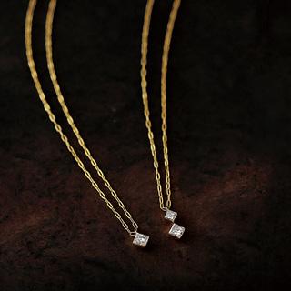 【応募終了】『アガット』のダイヤモンドネックレスを2名様にプレゼント!