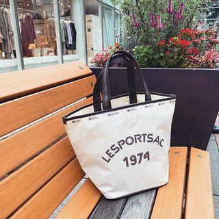 荷物が多くてもスマートに持てる! スタイリスト大草直子さんとレスポートサックのコラボバッグが使える!