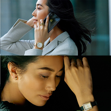 トップキャリアにふさわしい名品腕時計4選【洗練と羨望のビジネス腕時計】