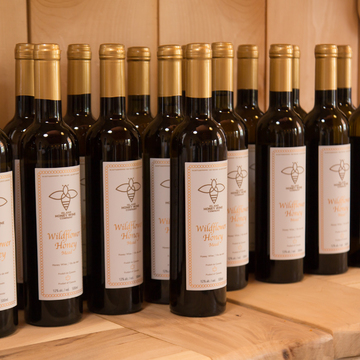 Island Honey Wine Companyのハニーワイン