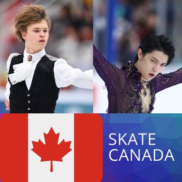 羽生結弦ら出場! 第2戦「スケートカナダ」2019-2020の見どころ&結果をチェック!【フィギュアスケート男子】