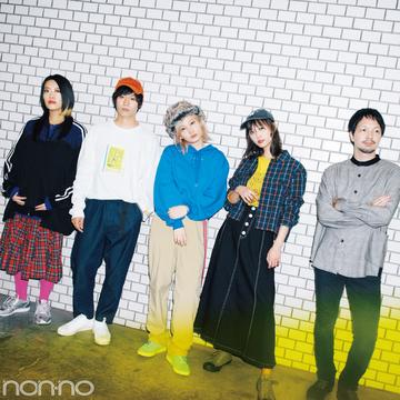 友菜が大好きなバンド「きのこ帝国」と対談!【NO MUSIC, NO YUUNA.】