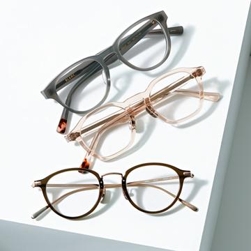 スタイリッシュなこだわりが光るメガネ、日本発の注目3ブランド【最新メガネNews】