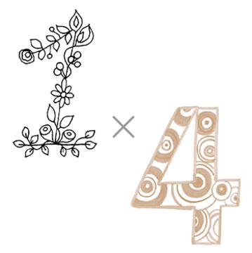 1×4 (現実が迫る年)