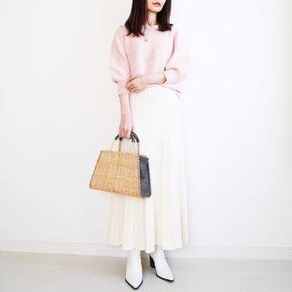 3Dニット着回しコーデ☆スカート編【tomomiyuの毎日コーデ】