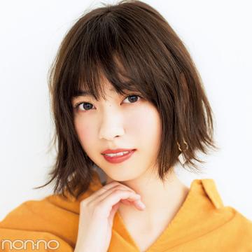 七瀬ボブのヘアアレンジ公開♡ ドライ&ラフなこなれ巻きはこう作る!