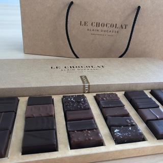 まさに手土産の正統派!ル・ショコラ・アラン・デュカス 六本木の「ショコラ」