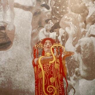 クリムトをもっと観るなら、ウィーンのレオポルド美術館がオススメです